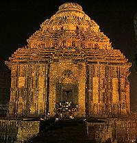 Konark Sun Temple, Puri, Odisha